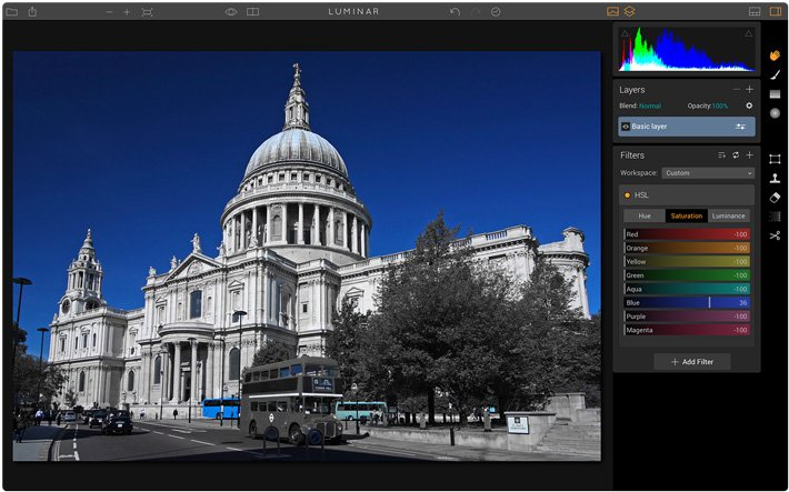 Photo Editing Software for Mac by Macphun   fr luminar color splash
